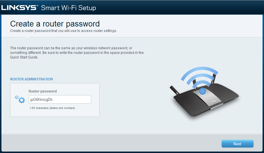 It Doesn\'t Matter What You Think: Setting up the Linksys EA6900 ...